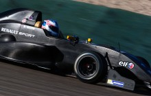 MOTORLAND-TESTING-WORLD SERIES RENAULT