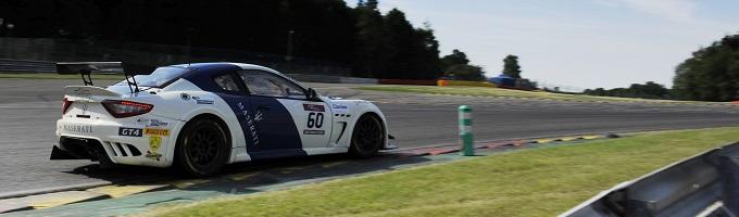Matty Graham / Charlie Fagg - Ebor - Maserati GT MCGT4
