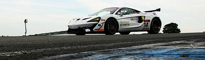 William Phillips / Matthew Graham In2Racing McLaren 570S GT4