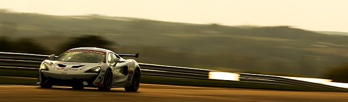 William Phillips / Matthew Graham In2Racing McLaren 570S GT4