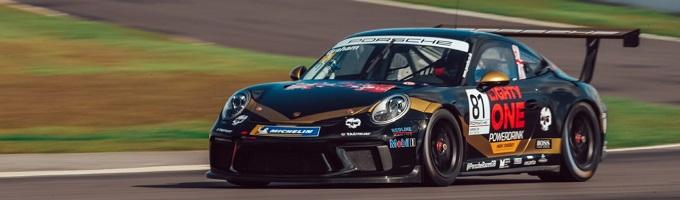 Porsche Carrera Cup Car